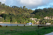 Landscape and Seascape near Whitianga New Zealand
