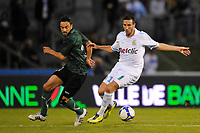 FOOTBALL - FRIENDLY GAMES 2011/2012 - OM v REAL BETIS SEVILLA - 20/07/2011 - PHOTO GUY JEFFROY / DPPI - MORGAN AMALFITANO (OM)