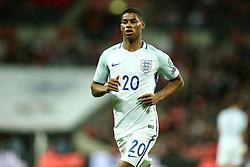 Marcus Rashford of England - Mandatory by-line: Jason Brown/JMP - 08/10/2016 - FOOTBALL - Wembley Stadium - London, United Kingdom - England v Malta - FIFA European World Cup Qualifiers