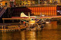 Juneau Harbor Seaplane Base,  Juneau, Alaska, USA