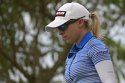 SINGAPORE, March 1, 2019  Jodi Ewart Shadoff of England competes on the second day of the HSBC Women's World Championship held at Singapore's Sentosa Golf Club on March 1, 2019. (Credit Image: © Then Chih Wey/Xinhua via ZUMA Wire)