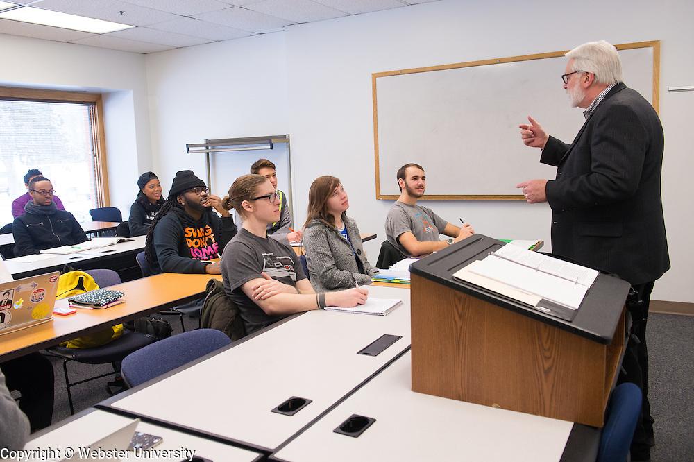 School of Communications -  Interpersonal Communication Class
