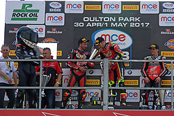 #2 Glenn Irwin Carrickfergus Be Wiser Ducati Racing Team MCE British Superbikes #67 Shane Shakey Byrne Sittingbourne Be Wiser Ducati Racing Team MCE British Superbikes