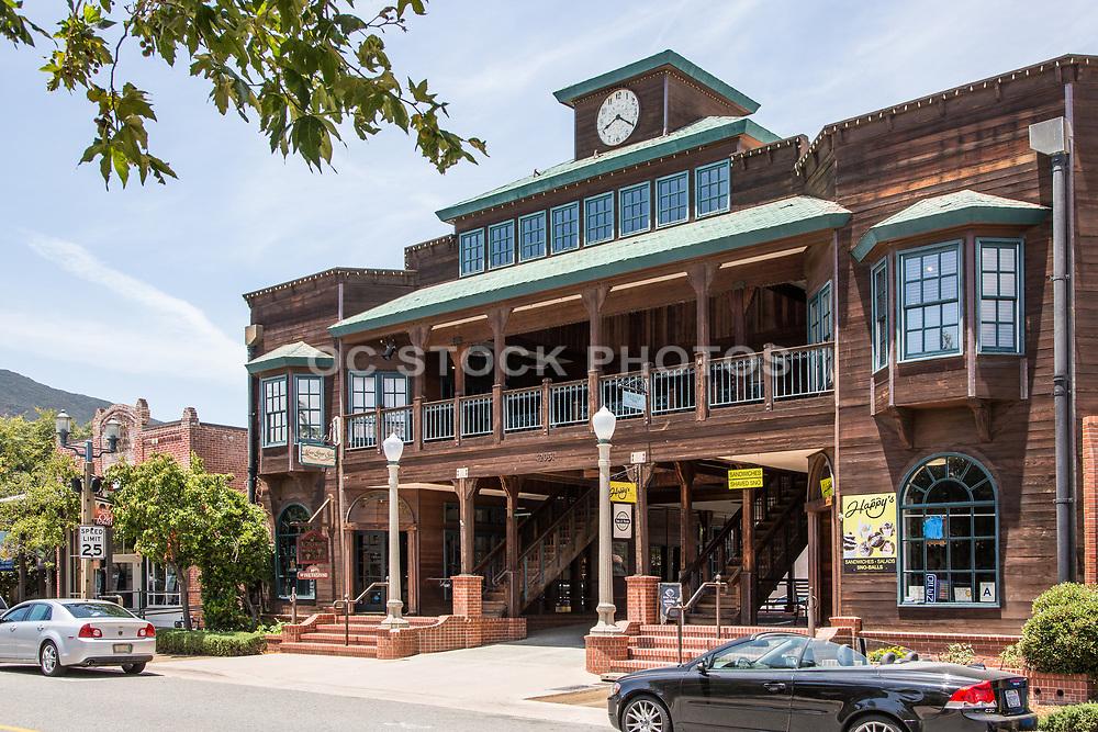 Lorimar Loft on Main Street in Old Town Temecula