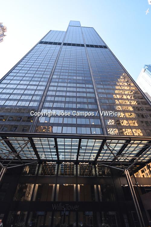 Willis Tower. Chicago, Illinois