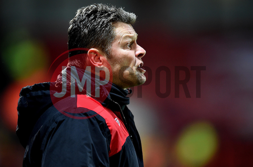 Bristol City manager Steve Cotterill - Mandatory by-line: Paul Knight/JMP - Mobile: 07966 386802 - 12/01/2016 -  FOOTBALL - Ashton Gate Stadium - Bristol, England -  Bristol City v Preston North End - Sky Bet Championship