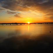 Sunrise in Provincetown