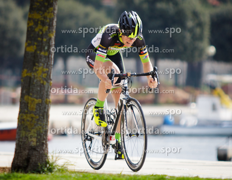 Miha Poljanec of Sava during Istrian Spring Trophy on March 10, 2016 in Umag, Croatia. (Photo by Ziga Zupan / Sportida)
