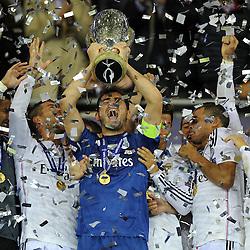 Real Madrid v Sevilla - Uefa Super Cup - Final