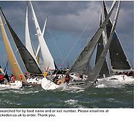 Round the Island Race 2016