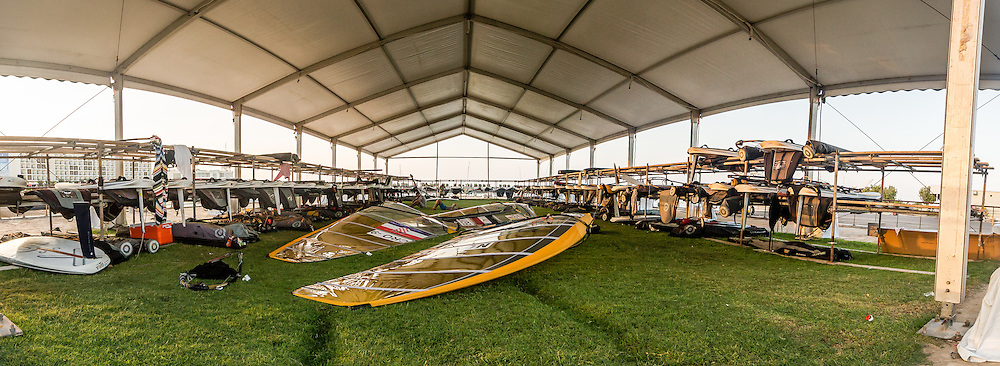 RS:X WORLD CHAMPIONSHIP 2015, October 17th-24th Al Mussanah Sports City, Sultanate of Oman<br /> <br /> Credit Jesus Renedo/Sailing Energy