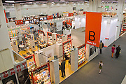 Buchmesse Frankfurt, biggest book fair in the World. Hall 5.0
