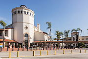 Santa Ana Regional Transportation Center