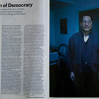 Time Asia, February 2009<br />