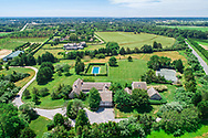 Aerial, 81 Day Lily Ln, Sag Harbor, NY