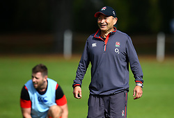 England head coach Eddie Jones during the training camp at St Edwards College in Oxford - Mandatory by-line: Robbie Stephenson/JMP - 26/09/2017 - RUGBY - England - England rugby training session