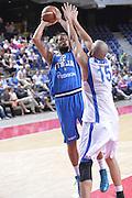 18 Agosto 2013 Torneo di Anversa Belgio<br /> ITALIA vs ISRAELE : MARCO BELINELLI<br /> Foto Ciamillo