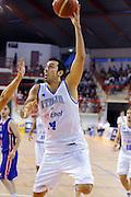 Bassano del Grappa,04 giugno 2008<br /> Basket, nazionale maschile<br /> Italia - Repubblica Ceca<br /> Nella foto: tommaso fantoni<br /> Foto Ciamillo