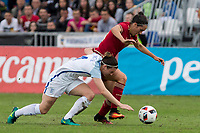 Spain's Vicky Losada during the frendly match between woman teams of  Spain and England at Fernando Escartin Stadium in Guadalajara, Spain. October 25, 2016. (ALTERPHOTOS/Rodrigo Jimenez)