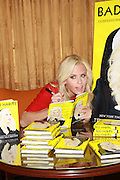 """03.OCTOBER.2012. NEW YORK<br /> <br /> JENNY McCARTHY """"BAD HABITS :CONFESSIONS OF A RECOVERING CATHOLIC BOOK SIGNING AT THE HILTON HOTEL, NEW YORK.<br /> <br /> BYLINE: EDBIMAGEARCHIVE.CO.UK<br /> <br /> *THIS IMAGE IS STRICTLY FOR UK NEWSPAPERS AND MAGAZINES ONLY*<br /> *FOR WORLD WIDE SALES AND WEB USE PLEASE CONTACT EDBIMAGEARCHIVE - 0208 954 5968*"""
