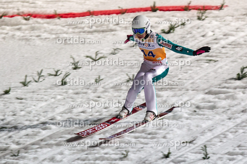 21.11.2014, Vogtland Arena, Klingenthal, GER, FIS Weltcup Ski Sprung, Klingenthal, Herren, HS 140, Qualifikation, im Bild JAN ZIOBRO // during the mens HS 140 qualification of FIS Ski jumping World Cup at the Vogtland Arena in Klingenthal, Germany on 2014/11/21. EXPA Pictures &copy; 2014, PhotoCredit: EXPA/ Newspix/ Katarzyna Plewczynska<br /> <br /> *****ATTENTION - for AUT, SLO, CRO, SRB, BIH, MAZ, TUR, SUI, SWE only*****