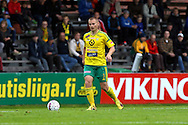 12.7.2015, Tammelan stadion, Tampere.<br /> Veikkausliiga 2015.<br /> Ilves - Kuopion Palloseura.<br /> Heikki Aho - Ilves