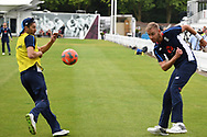 Stuart Broad of England pictured during training at Lord's, London ahead of the test match series against Pakistan.<br /> Picture by Simon Dael/Focus Images Ltd 07866 555979<br /> 21/05/2018