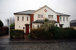 UK NORTHERN IRELAND BELFAST 15JAN10 - View of the residence of Kirk McCambley in the Belmont area of east Belfast. The property appears to have been left vacant following the publicising of his 7-month affair with the wife of the Northern Ireland first minister, Iris Robinson...jre/Photo by Jiri Rezac..© Jiri Rezac 2010