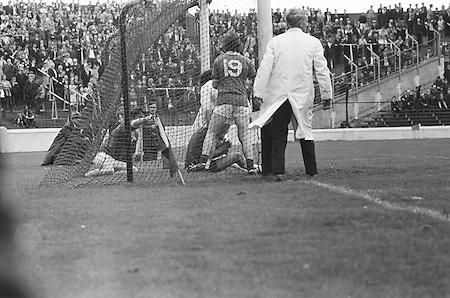 08.08.1971 Football All Ireland Junior Semi Final Mayo Vs Tyrone