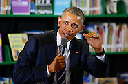 20150415 President Obama in Charlotte at ImaginOn