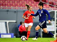 International Women's Friendly Matchs 2019 / <br /> SheBelieves Cup Tournament 2019 - <br /> Japan vs England 0-3 ( Raymond James Stadium - Tampa-FL,Usa ) - <br /> Arisa Matsubara of Japan