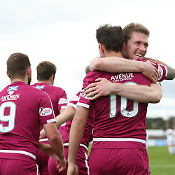 Arbroath v Airdrieonians, Scottish League One, 29 September 2018