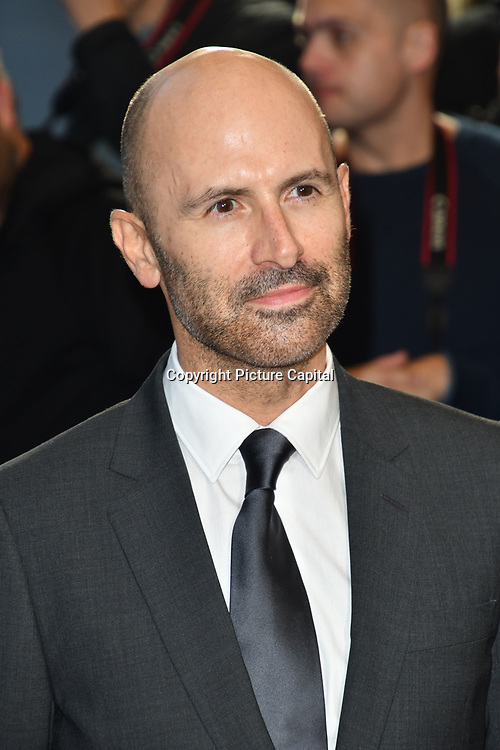 Director David Kerr attend Johnny English Strikes Again at CURZON MAYFAIR, London, Uk. 3 October 2018.