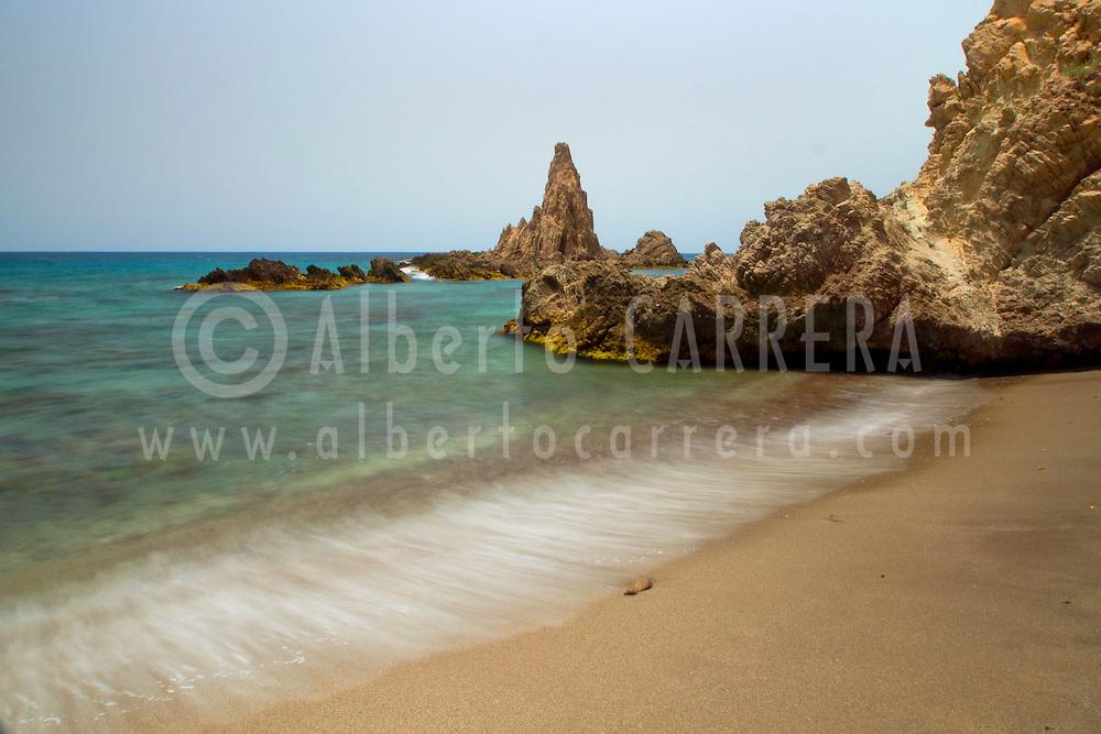 Alberto Carrera, Las Sirenas Reef, Mermaids Reef, Cabo de Gata-Níjar Natural Park, Biosphere Reserve, Almería, Andalucia, Spain, Europe