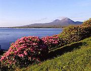 The Paps of Jura as seen from Port Askaig, Islay.