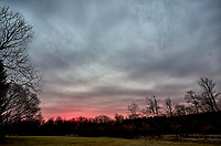 Backyard Winter Dawn Sky in New Jersey. Image taken with a Leica T camera and 11-23 mm lens (ISO 200, 11 mm, f/4, 1/40 sec). Raw images processed with Capture One Pro.