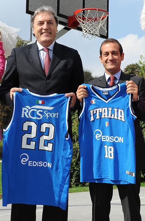 MILANO, 02/01/2007<br /> PRESRENTAZIONE ACCORDO FIP - RCS