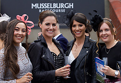 Fashions were on parade for Ladies Day at Musselburgh Races. pic copyright Terry Murden @edinburghelitemedia