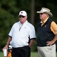 Men Golf at NCSU Day 2