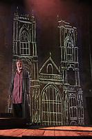 Penny Layden, James Graham's Sketching - Photocall, Wilton's Music Hall, London, UK, 01 October 2018, Photo by Richard Goldschmidt