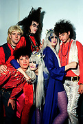 Doctor and the Medics photosession 1983