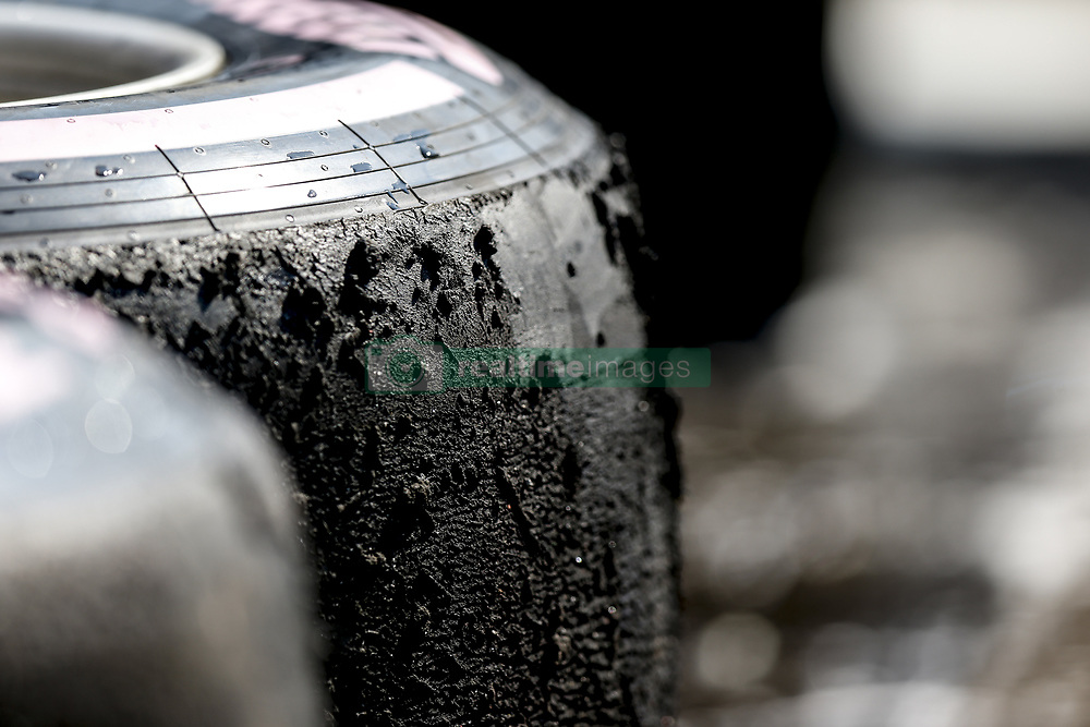 October 26, 2018 - Mexico-City, Mexico - Motorsports: FIA Formula One World Championship 2018, Grand Prix of Mexico, .Pirelli, tire, tires, tyre, tyres, wheel, wheels, Reifen, Rad, feature  (Credit Image: © Hoch Zwei via ZUMA Wire)