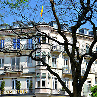 Haus Victoria in Baden-Baden, Germany<br />