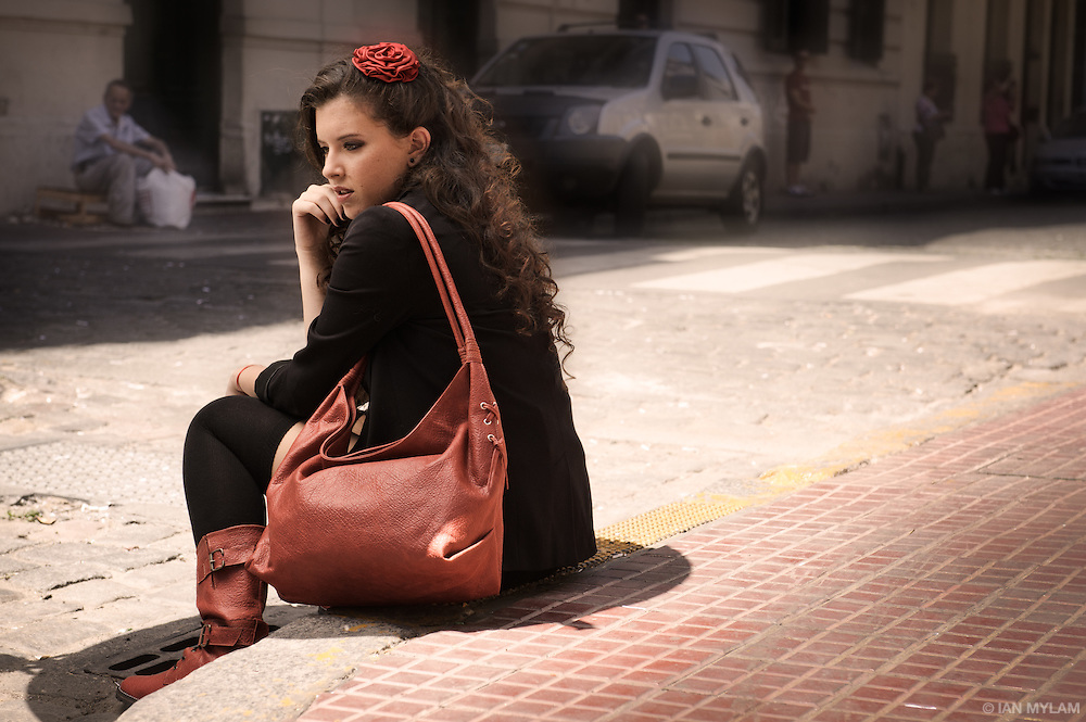 The Girl from San Telmo - Buenos Aires, Argentina