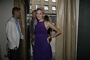 Maggie Grace, , Natalia Vodianova and Elle Macpherson host a dinner in honor of Francisco Costa (creative Director for women) and Italo Zucchelli (creative director for men)  of Calvin Klein. Locanda Locatelli, 8 Seymour St. London W1. ONE TIME USE ONLY - DO NOT ARCHIVE  © Copyright Photograph by Dafydd Jones 66 Stockwell Park Rd. London SW9 0DA Tel 020 7733 0108 www.dafjones.com