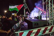 Free Palestine Tournement Resistance Party, Cisternino (Br), 24-25 luglio 2015. - Concerto Los Fastidios.