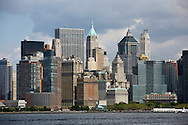 UNITED STATES-NEW YORK-Skyline. PHOTO: GERRIT DE HEUS.VERENIGDE STATEN-NEW YORK. Skyline. PHOTO GERRIT DE HEUS