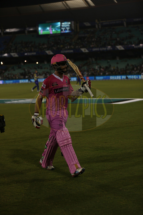Kane Williamson of Northern Knights got his century during match 3 of the Oppo Champions League Twenty20 between the Cape Cobras and the Northern Knights held at the Chhattisgarh International Cricket Stadium, Raipur, India on the 19th September 2014<br /> <br /> Photo by:  Sandeep Shetty / Sportzpics/ CLT20<br /> <br /> <br /> Image use is subject to the terms and conditions as laid out by the BCCI/ CLT20.  The terms and conditions can be downloaded here:<br /> <br /> http://sportzpics.photoshelter.com/gallery/CLT20-Image-Terms-and-Conditions-2014/G0000IfNJn535VPU/C0000QhhKadWcjYs