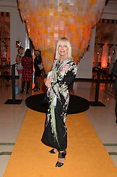 VIRGINIA BATES at the Veuve Clicquot Business Woman Award 2016 held at Claridge's Hotel, Brook Street, London on 9th May 2016.