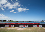 General Event Coverage, October 18, 2014 - TRIATHLON : Ironman 70.3 Port Macquarie, Port Macquarie, Hastings Shire Council, New South Wales, Australia. Credit: Lucas Wroe